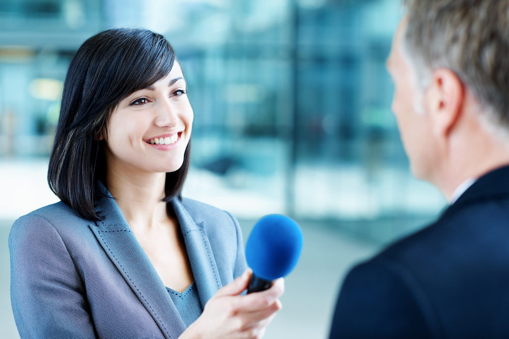 How to Ace a TV Interview